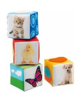 Set de cubes Animal