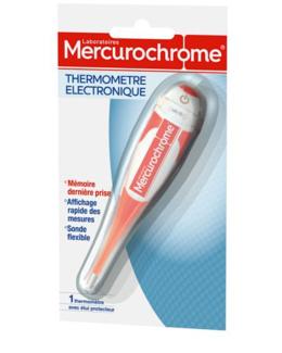 Thermomètre électronique