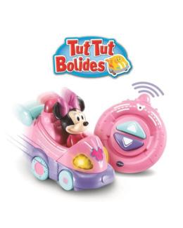 La magi-voiture télécommandée de Minnie - Tut Tut Bolides