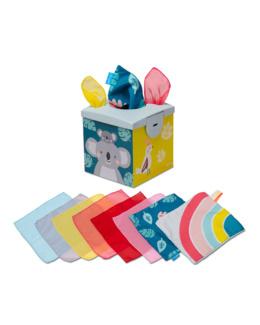 Cube surprises à tissus