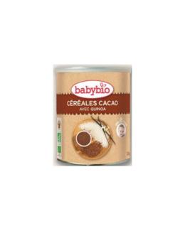 BIO Céréale Cacao 220 g dès 8 mois