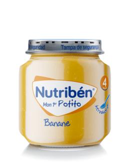 Mon premier Potito® Banane