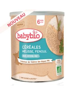 Céréales Mélisse Fenouil