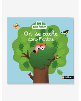 Livre On se cache dans l'arbre