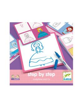 Jeux de dessin Step by Step