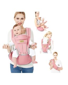 Porte bébé Ergonomique avec Siège à Hanche