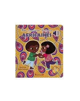 Livre Mes premières chansons africaines