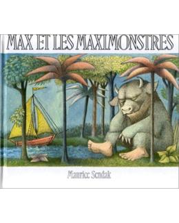 Livre Max et les Maximonstres