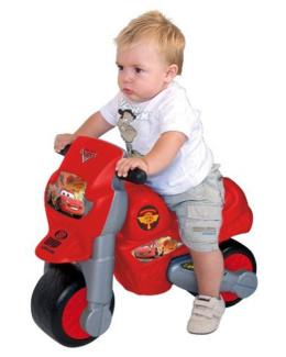 Moto porteur Cars 2