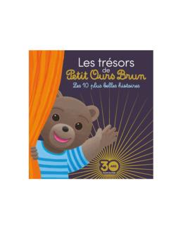 Livre Petit ours brun collector mes plus belles histoires