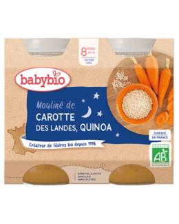 Bonne Nuit Mouliné de Carotte des Landes & Quinoa