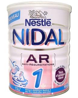 Lait NIDAL AR 1er âge