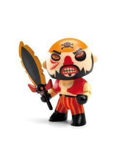 Figurine pirate Arty toys