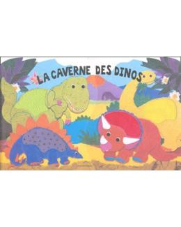 Livre La Caverne des Dinos