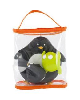 Porte savon pingouin