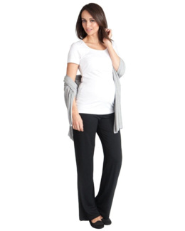 Pantalon grossesse bandeau