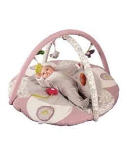 Tapis d'éveil bébé thème P'tit nid