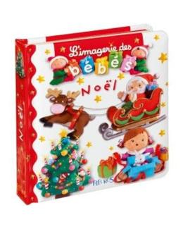 L'imagerie des bébés - Livre Noël