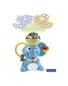 Djiba l'éléphant veilleuse