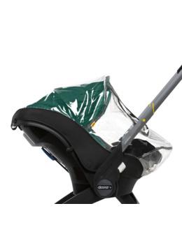 Habillage pluie pour poussette siège-auto