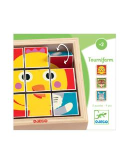 Cubes TourniFarm