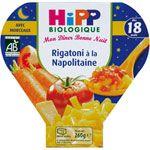 Mon dîner Bonne Nuit Rigatoni à la Napolitaine - Assiette 260g - 18 mois