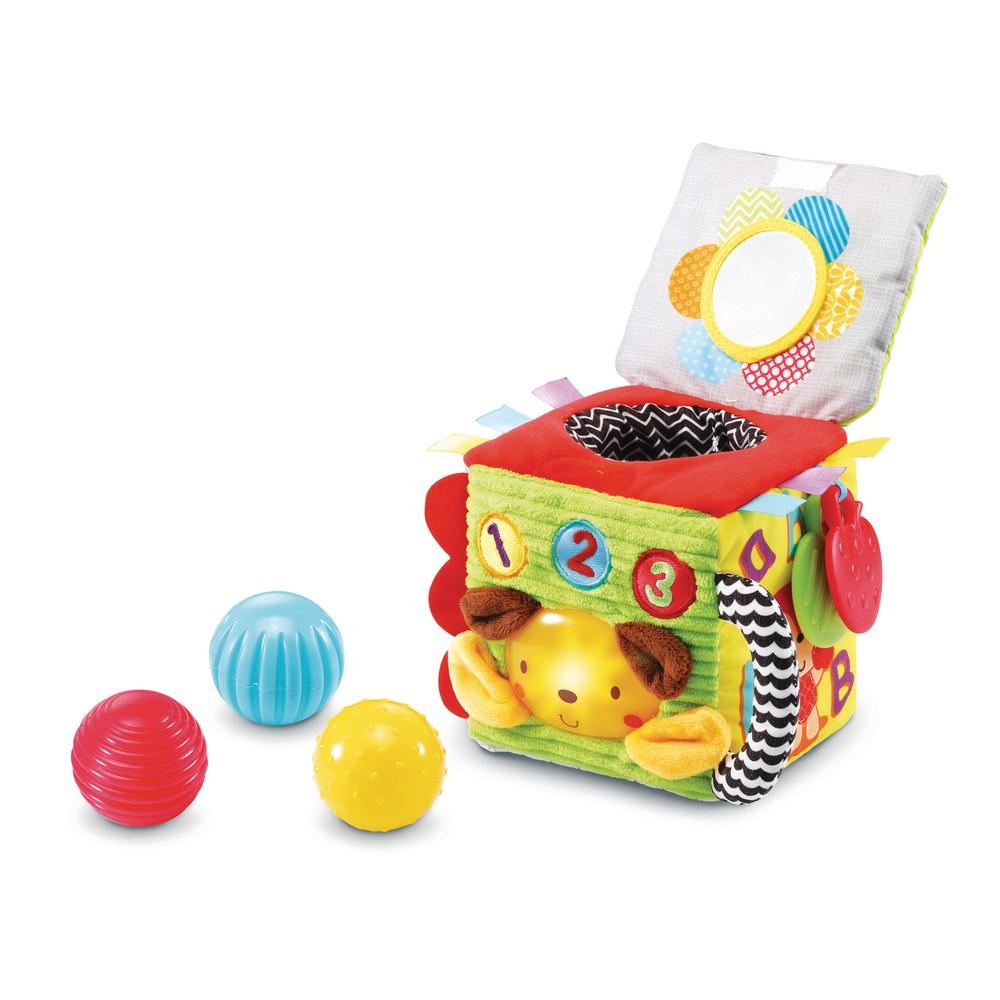 Cube Intéractif Eveil Sensoriel