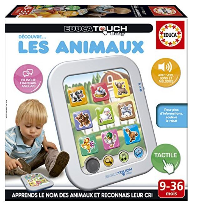 Touch Baby Découvre Les Animaux