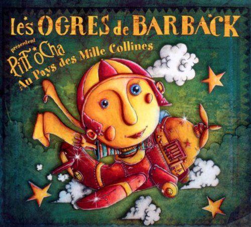 Livre-CD Pitt Ocha au pays des Mille Collines