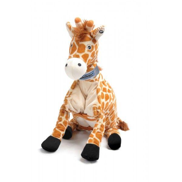 Girafe peluche oreiller Jafaru