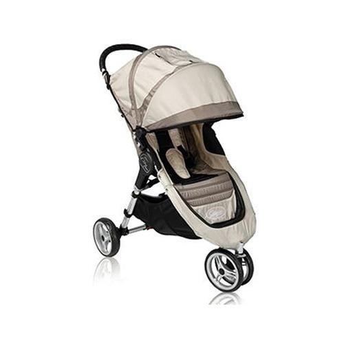 Jeu de roues avant ou arri/ère City Mini roue pivotante avant pour Baby Jogger