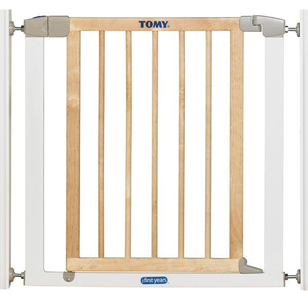 Barrière de porte métal et bois TOMY