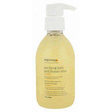 Elixir purifiant douche et bain pour Maman