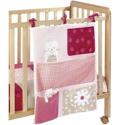 Vide poche pour lit enfant