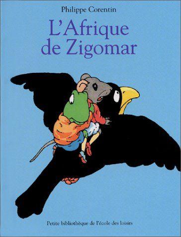 Livre L'Afrique de Zigomar