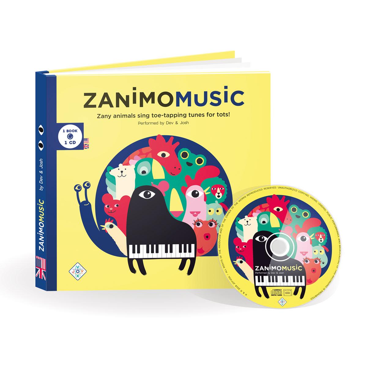 Zanimomusic en anglais