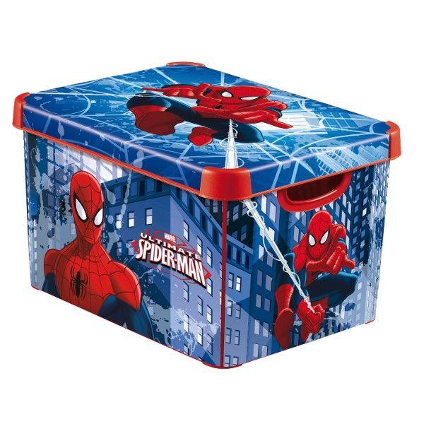 Boîte Déco L Spiderman