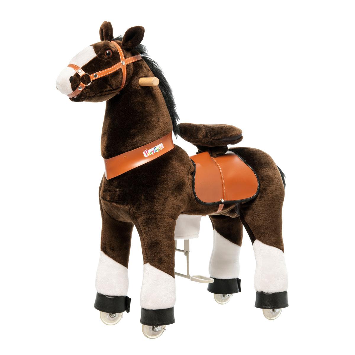 Ponycycle chocolat
