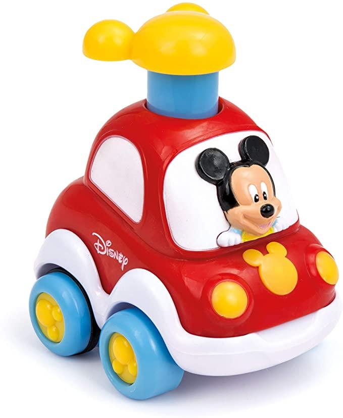 Voitures Disney Baby Press & Go
