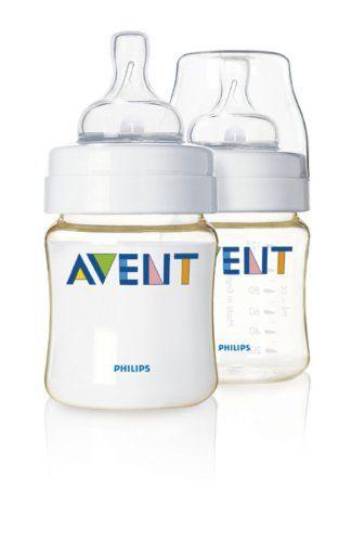 Biberon 125ML Sans Bisphenol A (BPA) en PES