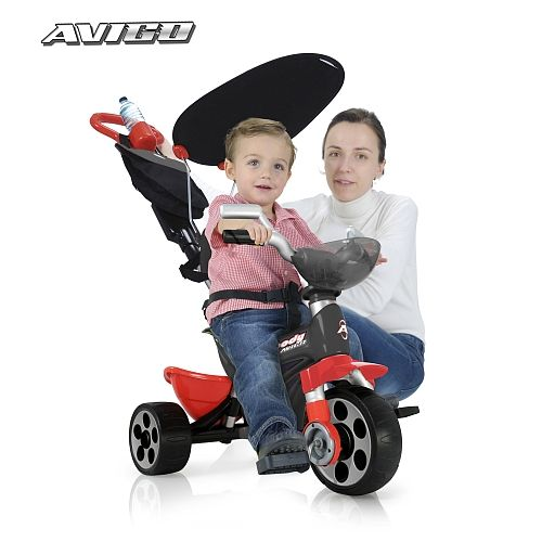 Tricycle Body trike
