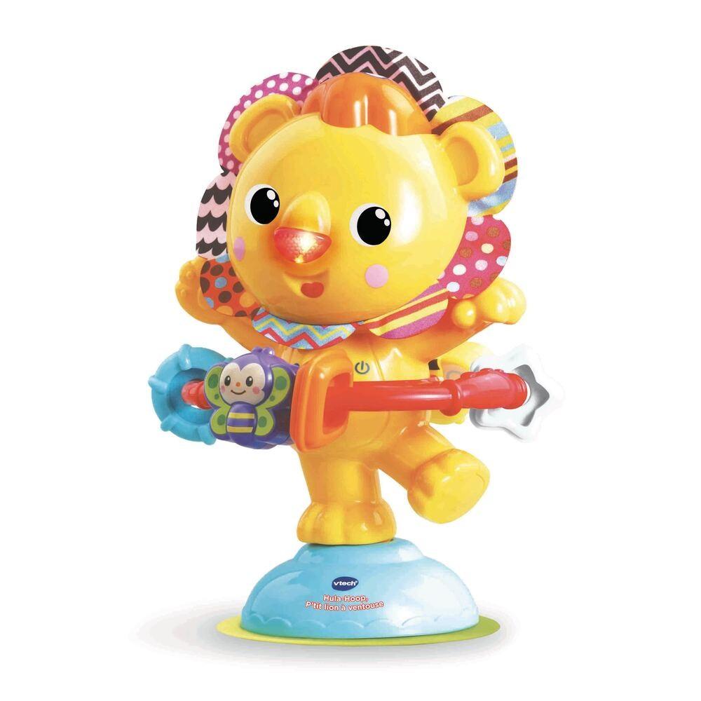 Hula-Hoop, P'tit lion à ventouse