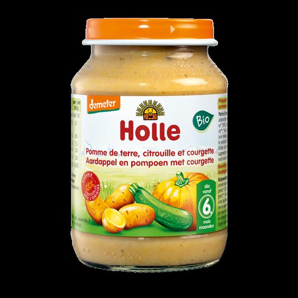 Pot Courgettes Potiron Pommes de terre