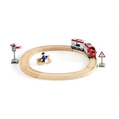 Circuit train voyageurs