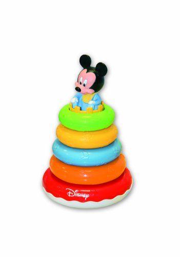 La tour des anneaux de Mickey