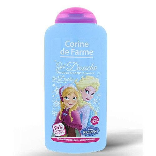 Gel douche extra-doux corps et cheveux Reine des neiges