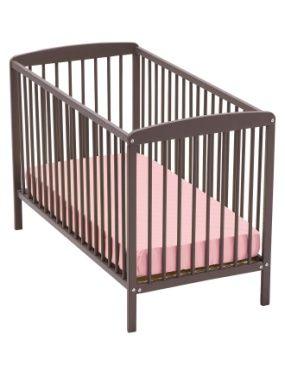 Lit bebe Poupon a barreaux