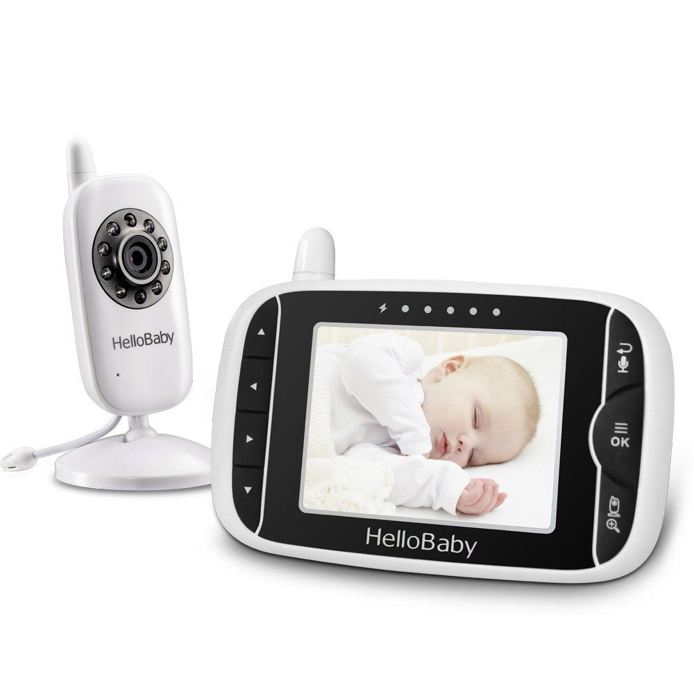 Babyphone vidéo HB 32 - Hellobaby HELLOBABY
