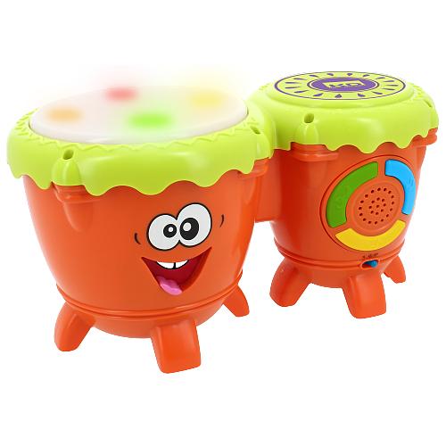Zinzinstruments Bongo à gogo