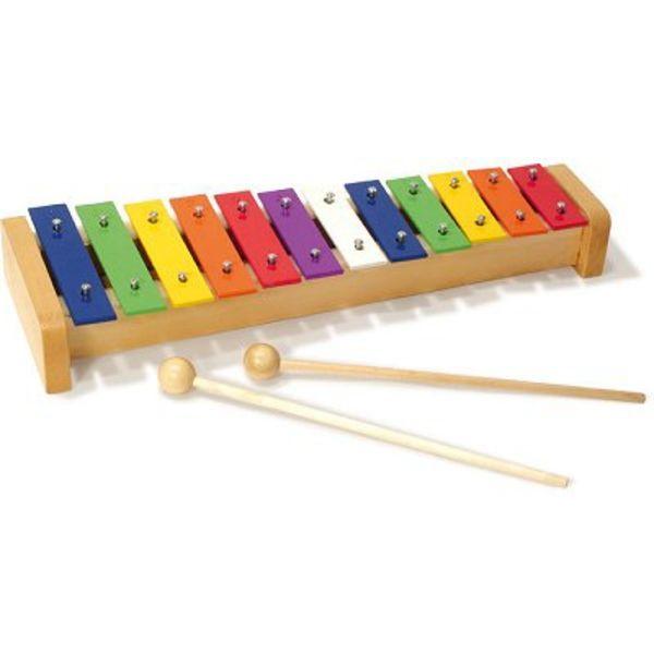 Xylophone Métallophone